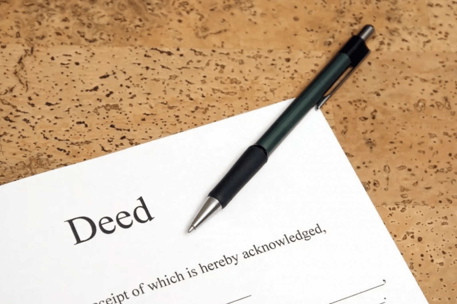 Read more about the article Zombie deeds: Scarily risky estate planning tool
